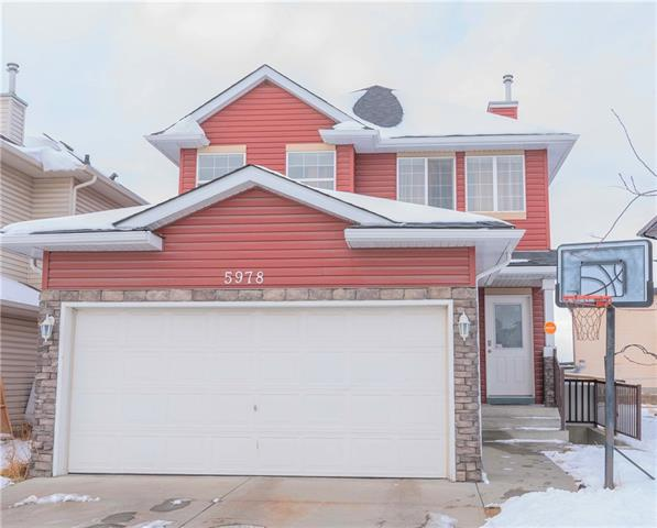 5978 Saddlehorn DR Ne in Saddle Ridge Calgary MLS® #C4219555