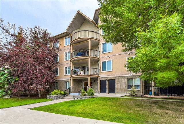 #102 735 56 AV Sw in Windsor Park Calgary MLS® #C4219754