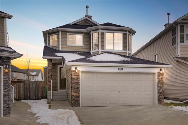 231 Cougar Plateau WY Sw in Cougar Ridge Calgary MLS® #C4219875