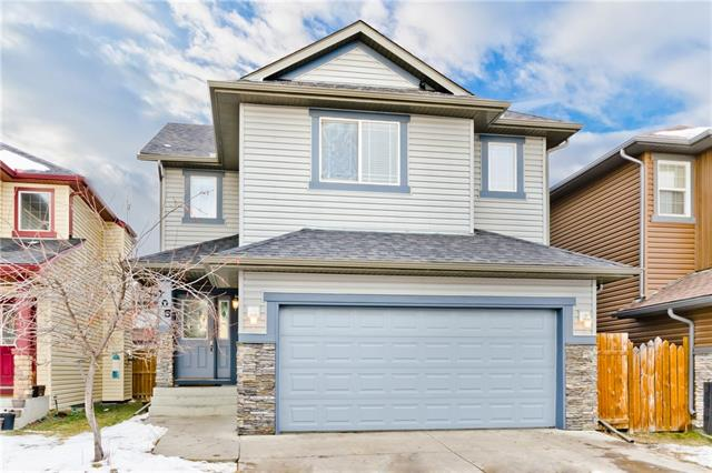 105 Saddlecrest Gr Ne in Saddle Ridge Calgary MLS® #C4220049