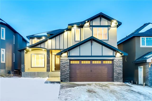 310 Kinniburgh Rd in Kinniburgh Chestermere MLS® #C4220062