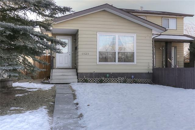 4525 70 ST Nw, Calgary, Bowness real estate, Attached Bowness homes for sale