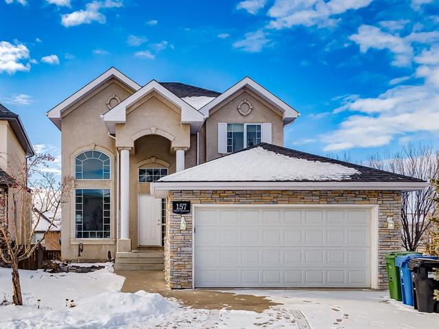 157 Tuscany Ridge Pa Nw, Calgary, Tuscany real estate, Detached Tuscany homes for sale
