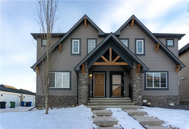 60 Skyview Point He Ne, Calgary, Skyview Ranch real estate, Attached Calgary homes for sale