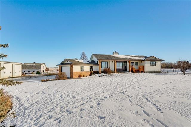 235146 Range Road 281 in None Rural Rocky View County MLS® #C4220439