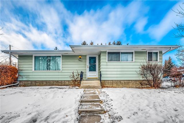 7607 Hunterfield RD Nw in Huntington Hills Calgary MLS® #C4220609