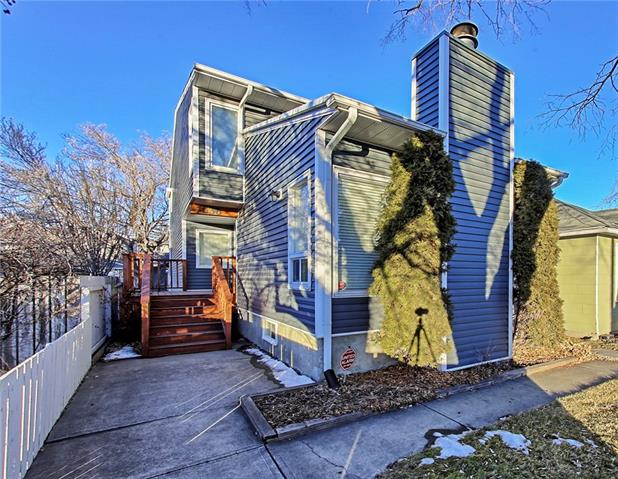 1536 22 AV Nw in Capitol Hill Calgary MLS® #C4220724