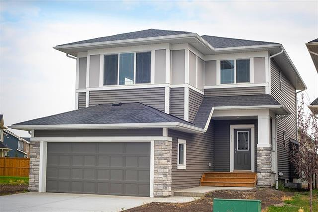 106 Bayside Lo, Airdrie, Bayside real estate, Detached Bayside homes for sale