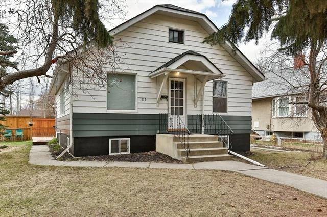 1117 5 ST Ne, Calgary, Renfrew real estate, Detached Regal Terrace homes for sale