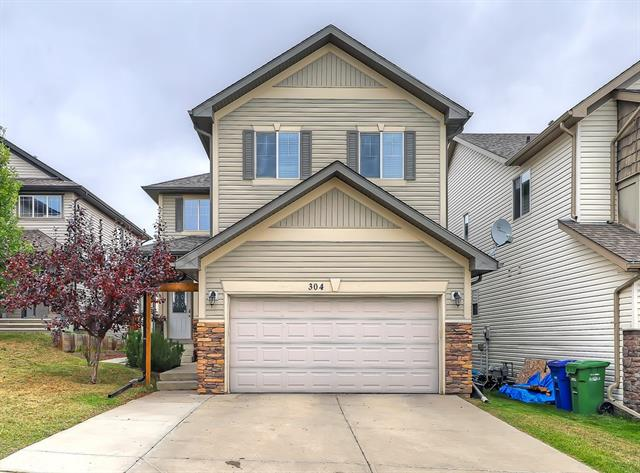 304 Morningside CR Sw in Morningside Airdrie MLS® #C4220864