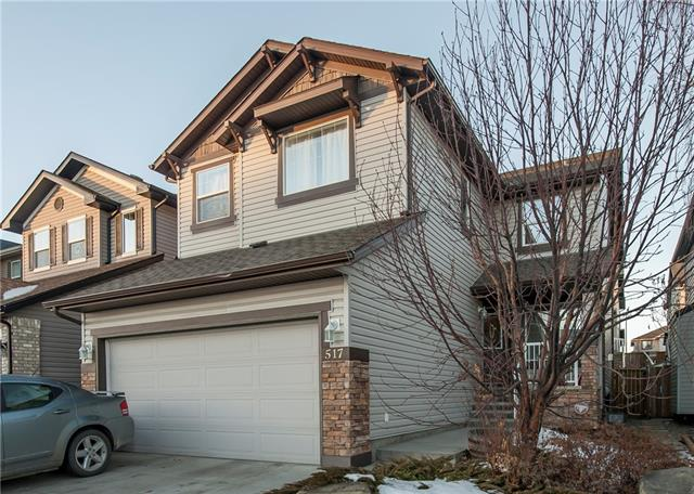 517 Coopers DR Sw in Morningside Airdrie MLS® #C4220868