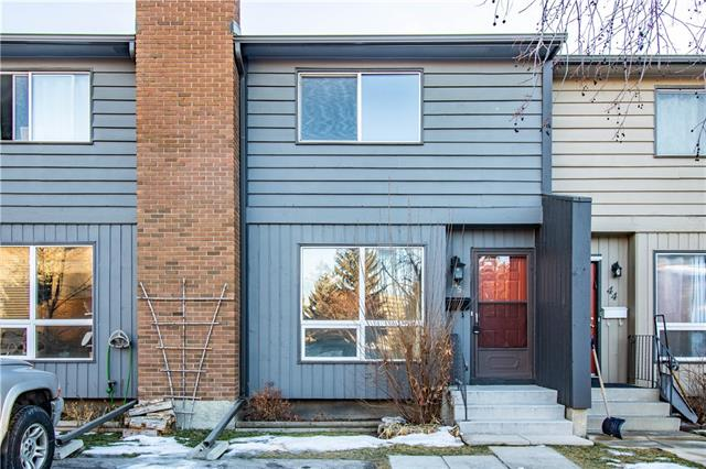 #45 9908 Bonaventure DR Se in Willow Park Calgary MLS® #C4221073
