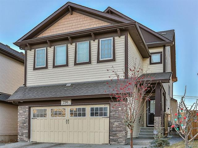 296 Skyview Shores Mr Ne in Skyview Ranch Calgary MLS® #C4221185