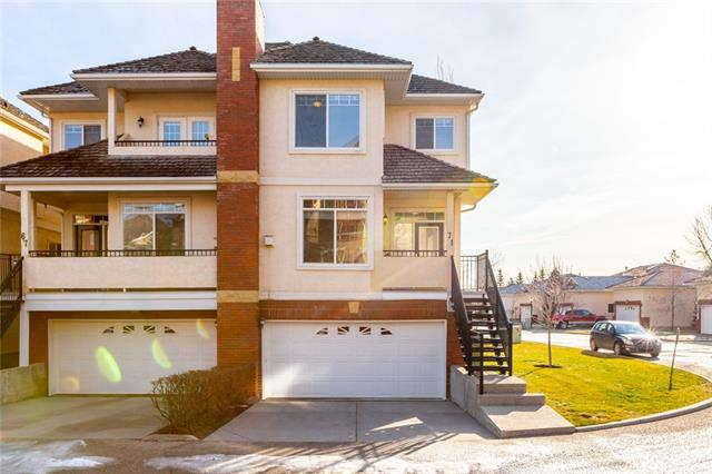 71 Sierra Morena Ld Sw, Calgary, Signal Hill real estate, Attached Signal Hill homes for sale