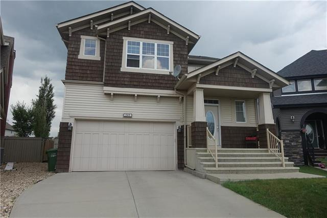 240 Coopers Gv Sw, Airdrie, Coopers Crossing real estate, Detached Coopers Crossing homes for sale