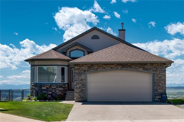 76 Sunset Cl in Sunset Ridge Cochrane MLS® #C4221316
