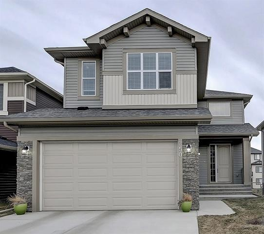 250 Baywater WY Sw, Airdrie, Bayside real estate, Detached Bayside homes for sale
