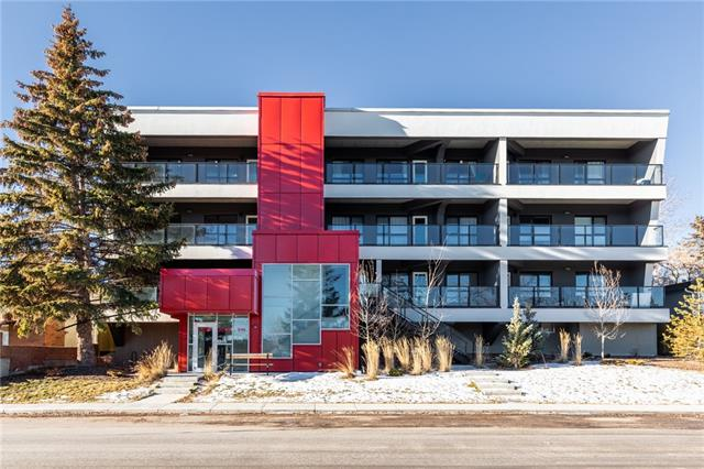 #201 1629 38 ST Sw, Calgary, Rosscarrock real estate, Apartment Rosscarrock homes for sale