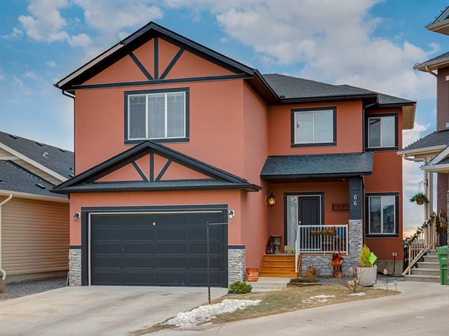 66 Baysprings Tc Sw in Bayside Airdrie MLS® #C4221402