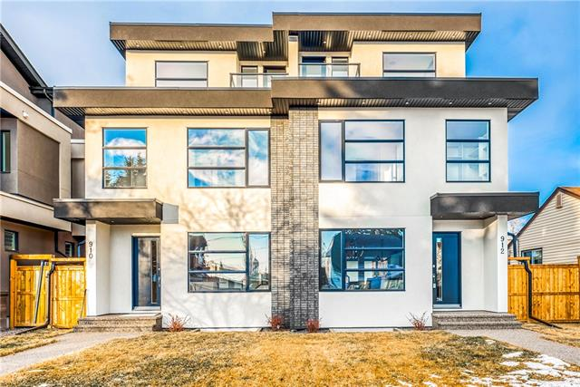 912 Radford RD Ne in Renfrew Calgary MLS® #C4221492