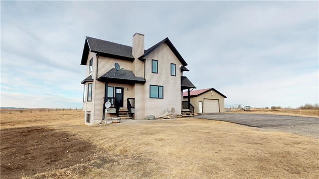 41064 Big Hills Springs Rd in None Rural Rocky View County MLS® #C4221601
