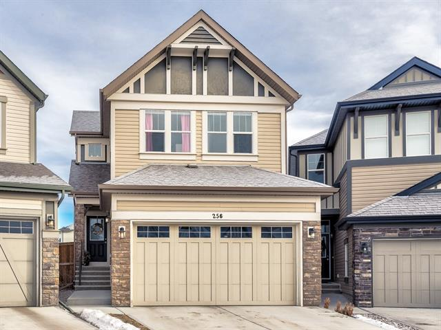 256 Chaparral Valley Me Se in Chaparral Calgary MLS® #C4221651