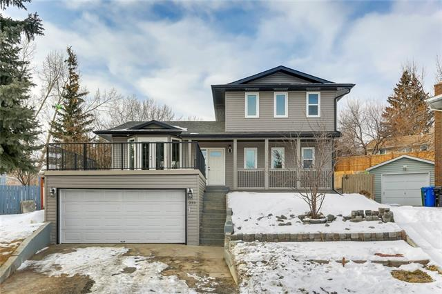 215 Cantree BA Sw, Calgary, Canyon Meadows real estate, Detached Canyon Meadows Estates homes for sale