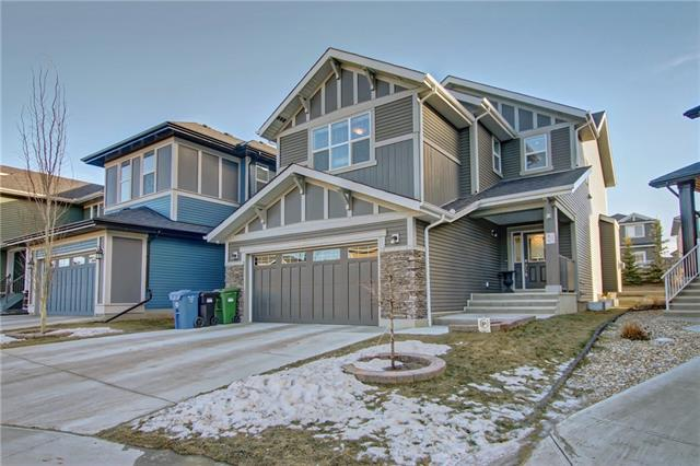 105 Evansfield WY Nw, Calgary, Evanston real estate, Detached Evanston Ridge homes for sale