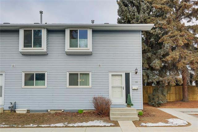 #10 4810 40 AV Sw, Calgary, Glamorgan real estate, Attached Glamorgan homes for sale