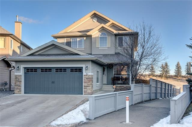 61 Silverado Creek CR Sw in Silverado Calgary MLS® #C4221894