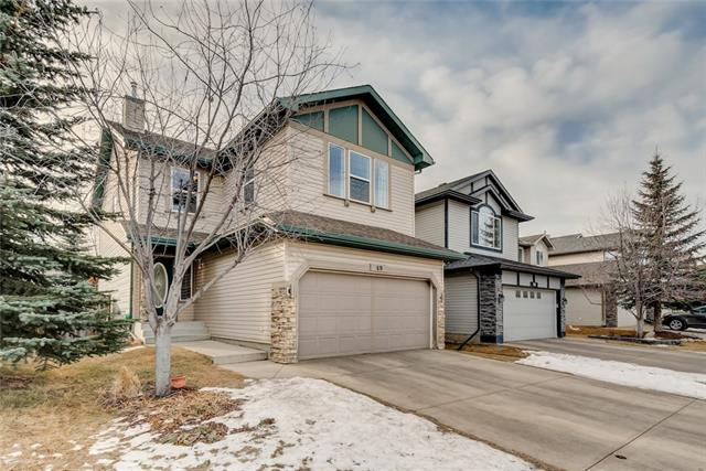 49 West Ranch RD Sw, Calgary, West Springs real estate, Detached Wentworth homes for sale