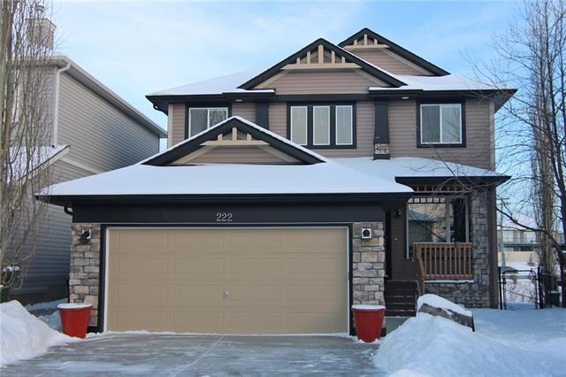 222 Rockborough Gr Nw, Calgary, Rocky Ridge real estate, Detached Rocky Ridge homes for sale