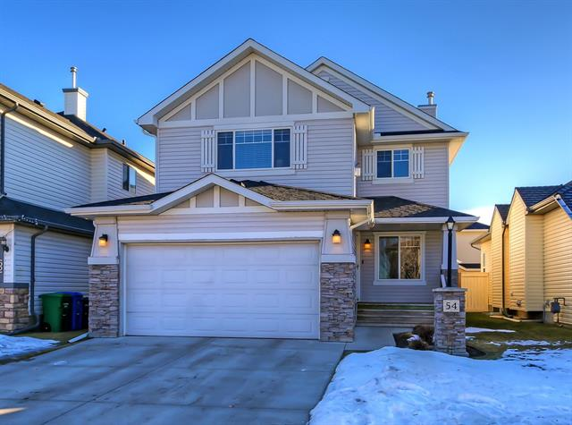 54 Cimarron Tr in None Okotoks MLS® #C4222065