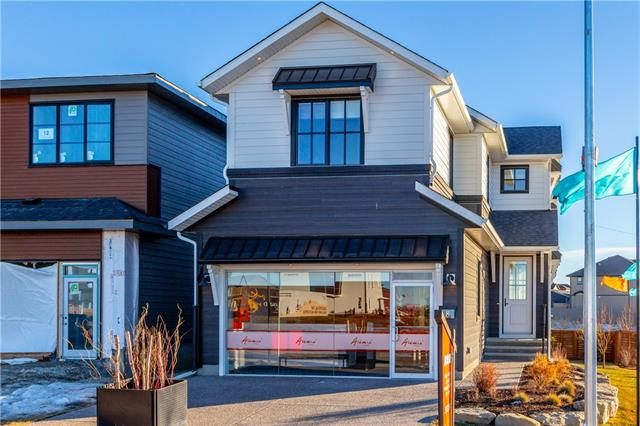 8 Walcrest Vw Se in Walden Calgary MLS® #C4222077