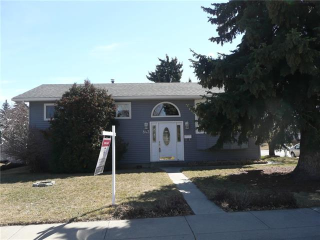 843 Archwood RD Se, Calgary, Acadia real estate, Detached Blackfoot Mobile Park homes for sale