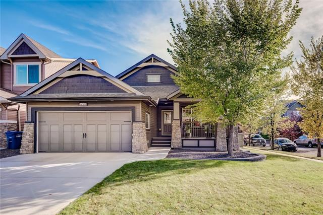 105 Coopers Gv Sw, Airdrie, Coopers Crossing real estate, Detached Coopers Crossing homes for sale