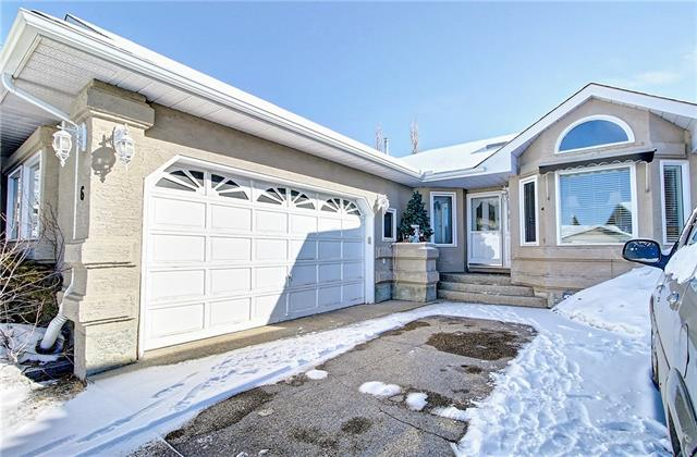 6 Tiller PL Se in Thorburn Airdrie MLS® #C4222175