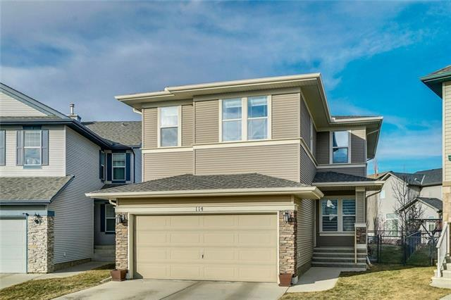114 Cougarstone CL Sw in Cougar Ridge Calgary MLS® #C4222201