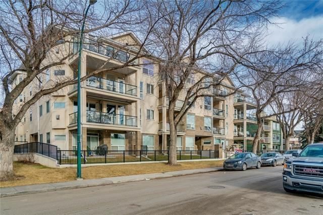 #305 3412 Parkdale Bv Nw, Calgary, Parkdale real estate, Apartment Parkdale homes for sale