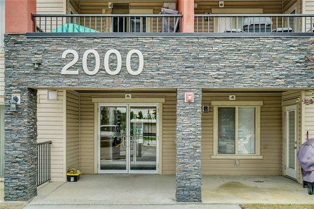 #2108 403 Mackenzie WY Sw in Downtown Airdrie MLS® #C4222314