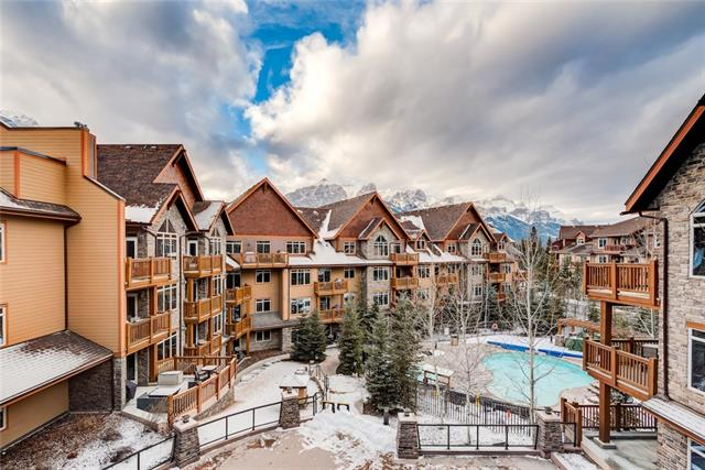 #413 30 30 Lincoln Park Pa, Canmore, Bow Valley Trail real estate, Attached Bow Valley Trail homes for sale