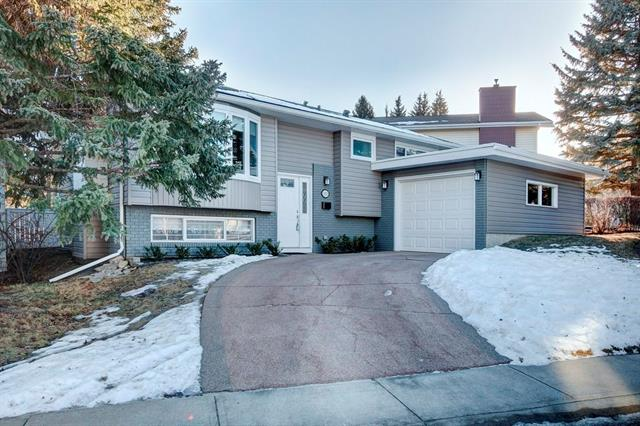 1011 Cannock PL Sw, Calgary, Canyon Meadows real estate, Detached Canyon Meadows Estates homes for sale