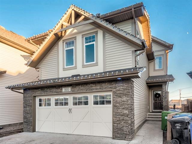 160 Skyview Shores Mr Ne in Skyview Ranch Calgary MLS® #C4222339