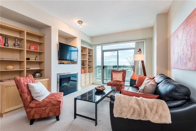 #1702 836 15 AV Sw, Calgary, Beltline real estate, Apartment Victoria Park homes for sale