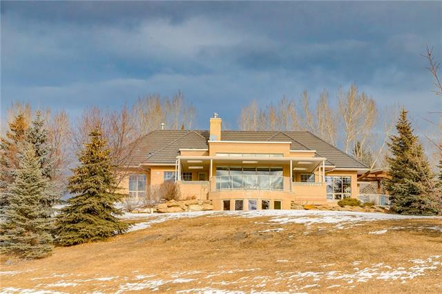 30246 River Ridge Dr, Rural Rocky View County, Springbank real estate, Detached Springbank homes for sale