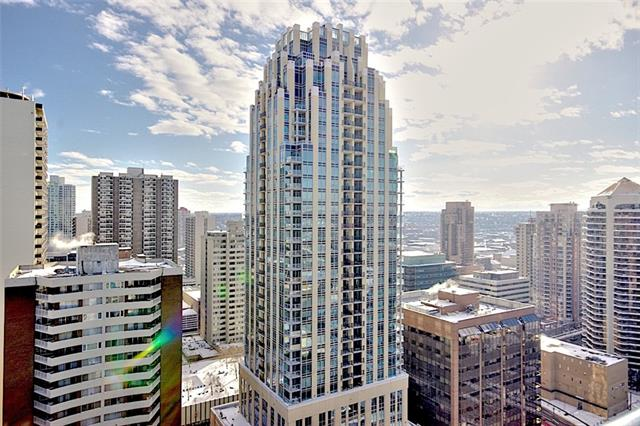 #1602 930 6 AV Sw in Downtown Commercial Core Calgary MLS® #C4222943