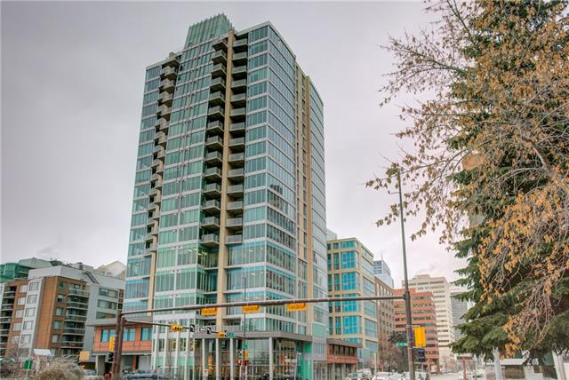 #1801 888 4 AV Sw in Downtown Commercial Core Calgary MLS® #C4223038
