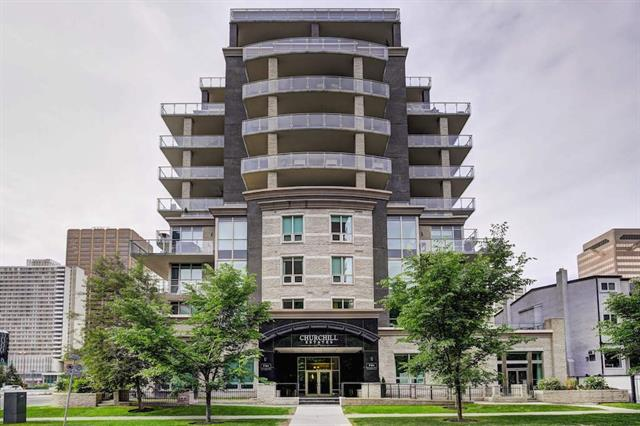 #703 701 3 AV Sw, Calgary, Eau Claire real estate, Apartment East Village homes for sale
