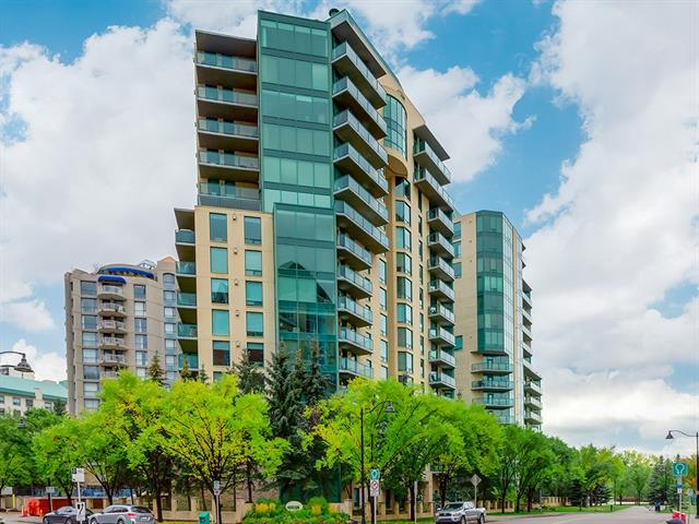 #602 801 2 AV Sw, Calgary, Eau Claire real estate, Apartment East Village homes for sale