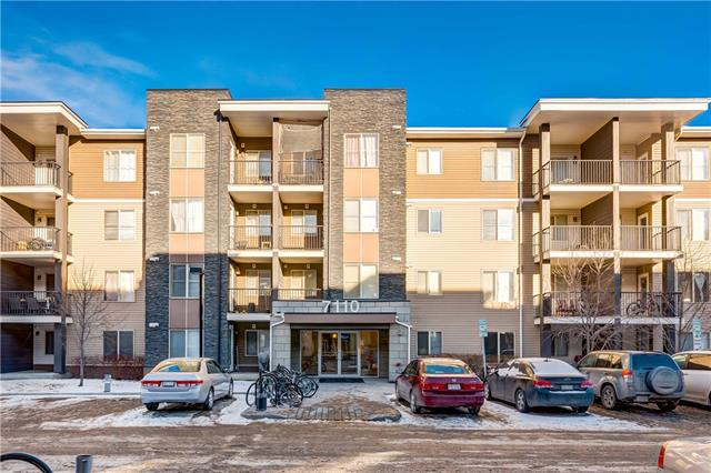 #219 7110 80 AV Ne in Saddle Ridge Calgary MLS® #C4223232